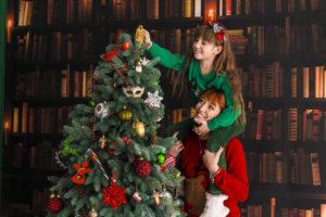divorce parent plans at christmas