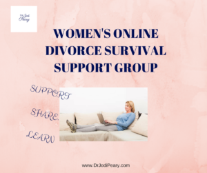 WOMEN'SDIVORCE SURVIVAL SUPPORT GROUP