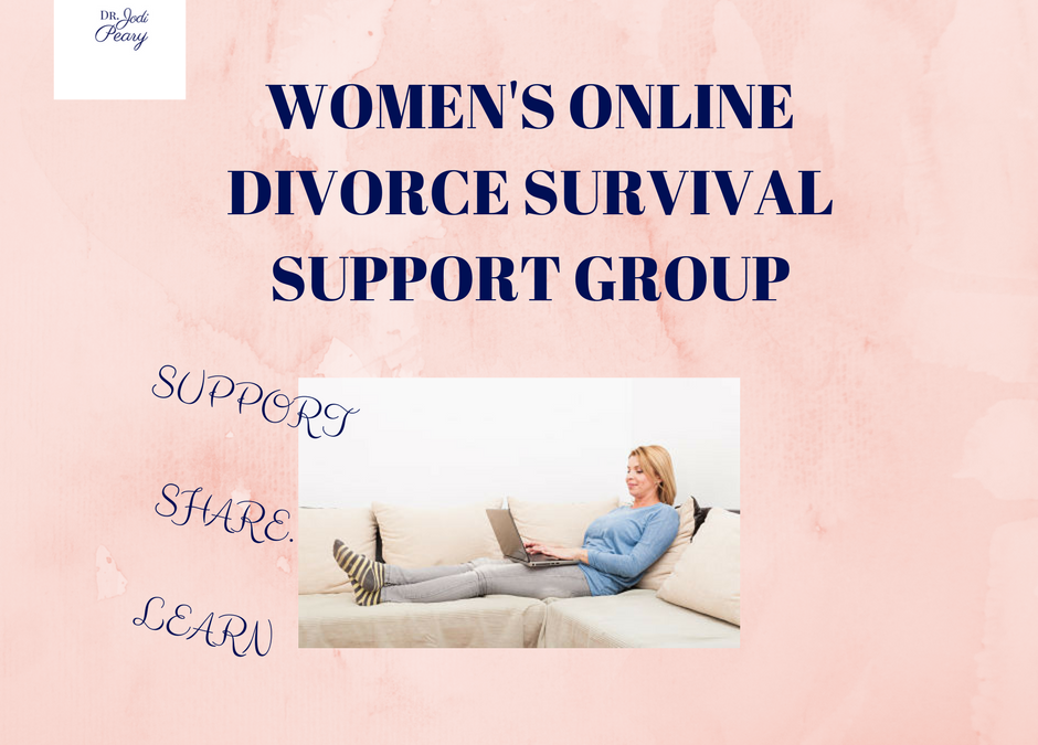 Women's Divorce Survival Support Group